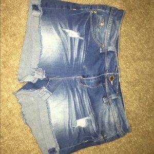 Wannabettabutt? YMI shorts